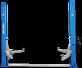 L-2-40D Standart Elektro-hidraulinis dviejų kolonų keltuvas su mechaniniais fiksatoriais trifaziai arba vienfaziai