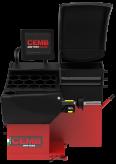 Naujos diagnostinės ratų balansavimo staklės ER100 EVO SE
